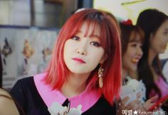 #fiestar#yezi#redhair#applepie#red