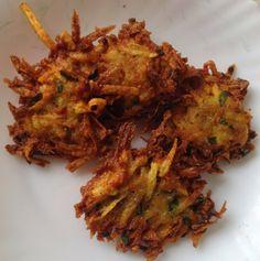 Dunyalari Yiyoruz: Patates Pankekler/Potato Pancakes