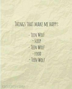More like Teen Wolf. Possibly good and sleep. And more Teen Wolf lol Dylan O'brien, Teen Wolf Dylan, Teen Wolf Cast, Teen Wolf Memes, Teen Wolf Quotes, Tyler Posey, Tyler Hoechlin, Lydia Martin, Mtv