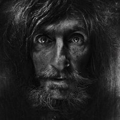 Portrait by Lee Jeffries World Photography, Photography Awards, People Photography, Classic Photography, Lee Jeffries, Black And White Portraits, Black And White Photography, Fair Face, Homeless Man