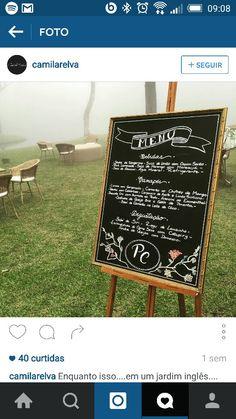 Quadro menu
