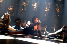 """Chicago. Cell Block Tango. Velma Kelly-Love this movie-""""He had it coming!"""""""