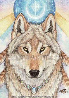 Goldenwolfen.com - The artwork of Christy Grandjean
