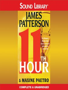 62 best free ebook audiobook downloads images on pinterest book 11th hour womens murder club series book 11 by james patterson fandeluxe Images