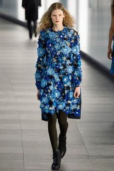 Preen by Thornton Bregazzi Fall 2015 Ready-to-Wear Fashion Show: Complete Collection - Style.com