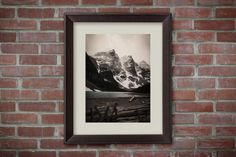 Prints For Wall - Canadian Rockies Banff, Printable Art Decor by MDSPrintableArt  5.00 USD  What do you receive?  An 8x10 inch printable INSTANT DOWNLOAD art print.  (This is a digital file, no physical print will be mailed.)  How does this work?  When you purchase this listing, Etsy will immediately provide you with a link to your download. All you have to do is click on the link and download the file to your computer! It's that easy.  All of our images are 300dpi. You can e