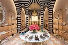 Aquazzura Opens on M