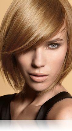 Dark Golden Blonde color