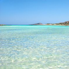 TRAVEL'IN GREECE | Elafonisi, Crete, #Greece,