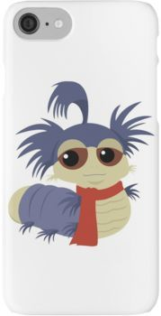 Allo! The Worm - Labyrinth iPhone 11 case