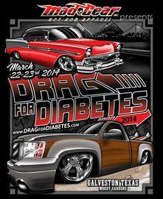 DRAG FOR DIABETES