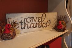 This sign measures approximately 12 wide by 5 in height - Signs will vary due to the handcrafted nature of each piece and the variations in Autumn Decorating, Fall Decor, Holiday Decor, Barn Wood Projects, Craft Projects, Christmas Signs, Christmas Diy, Barn Board Signs, Fall Canvas Art