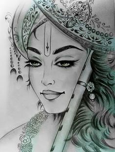 How to draw Bal Krishna pencil drawing step by step - Learn Drawing Lord Krishna Sketch, Krishna Drawing, Krishna Painting, Krishna Art, Radha Krishna Sketch, Krishna Flute, Radhe Krishna, Krishna Tattoo, Pencil Sketch Drawing