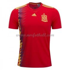Giving you a festive look ! Support your National Spain Soccer team . Purchase the adidas Spain Home Jersey . Great to wear for game day or causal wear. Spain Football, Spain Soccer, Soccer Kits, Football Kits, Adidas Kids, Adidas Men, Jersey Shirt, Premier League, Top Soccer