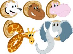 Noah's Ark Wall Stickers: Creative for Kids