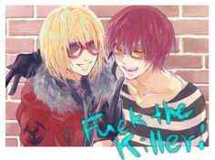 Tags: Death Note, Mello, Matt, Mihael Keehl, Mail Jeevas. Well I feel like this is how they should have been, they were so young to die