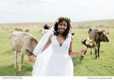 This Was a Day Spent Celebrating Love and Life in the Lesotho Countryside