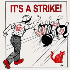 IWW Bowls to score for the working class.