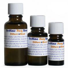Diffuser Blend Bedtime Story  chamomile, lavender, tangerine, and spikenard