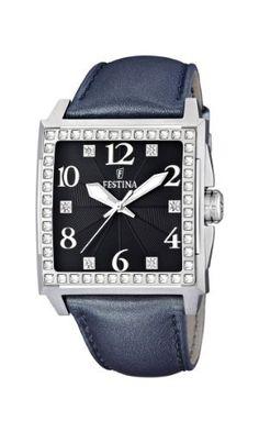 Festina - Women's Watches - Festina Strictly Cosmopolitan - Ref. F16571/6 Festina. Save 15 Off!. $144.50. Mineral Crystal. 50 Meters / 165 Feet / 5 ATM Water Resistant. 40mm Case Diameter. Quartz Movement
