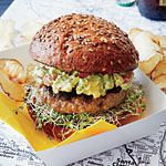 View All Photos - Healthy Grilled Burgers | Cooking Light