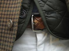 Layers. Barbour style.
