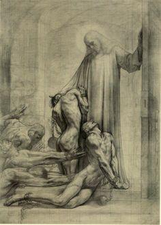 Jean Delville - La Justice Chrétienne