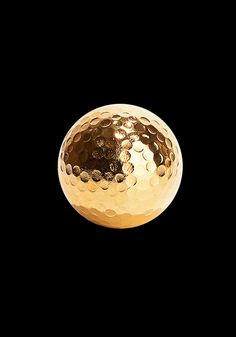 Golf Ball with TeeIntroducing our ever expanding range of sports equipment and accessories.  Tee up in with grace and swing in style.  Have a look at our 24 karat gold golf balls and more.