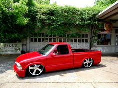 Bagged Custom Chevy S10 Bagged Trucks, Lowered Trucks, Mini Trucks, Gm Trucks, Chevy Trucks, Pickup Trucks, S10 Truck, Truck Rims, Chevy S10 Xtreme
