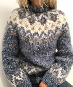 Pulls, Pullover Sweaters, Knitwear, Sweaters For Women, Casual Sweaters, Turtle Neck, Couture, Knitting, Clothes