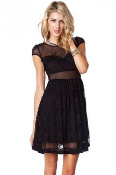 **BOUGHT**    Carino Lace Dress