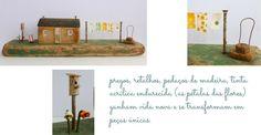 Casa de Retalhos: A arte de Kirsty Elson ♥