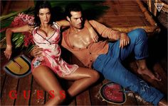 The Essentialist - Fashion Advertising Updated Daily: Guess Ad ...