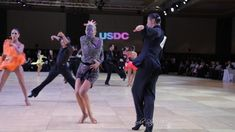 Przemyslaw Modrzynski and Magdalena Zybura - US National Professional Rising Star International Latin Championship - Jive Thank you to the organizers Martin . Latin Ballroom Dresses, Ballroom Hair, Ballroom Wedding, Latin Music, Latin Dance, Dance Music, Dance Tips, Dance Poses, Salsa Dance Video