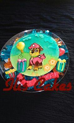 Gelatin Cake by Ili's Cakes (786-291-5067)!