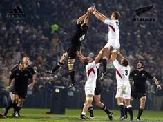 The #All Blacks #Rugby Team in action!