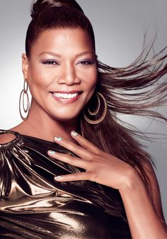 Get the look from our fabulous COVERGIRL, Queen Latifah!