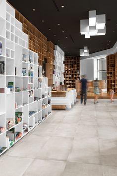 Galeria - Centro de Livros Esloveno em Trieste / SoNo Arhitekti - 8