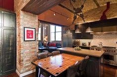 Home tour: show de arquitetura, neste loft