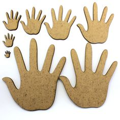 Hand Craft Shapes, Embellishments, Tags, Decorations, 2mm MDF Wood in Crafts, Woodworking | eBay
