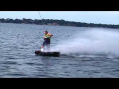 Beginner Wakeboarding Lessons: SURFACE 180 TURNS. How to Tips & Tricks Instruction - YouTube