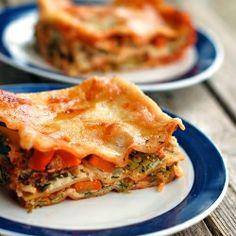 Skinny Veg lasagna