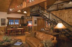Montana Vacation Homes - Big Timber Homes at The Resort at Paws Up