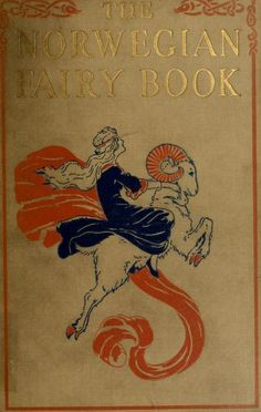 Norwegian Fairy book we  have nors blood  I would love to see this book.