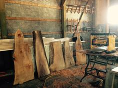 Live Edge pieces wai
