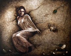 'Mystique Moments' is an exhibition of paintings by Subrata Sen held at the Kamalnayan Bajaj Art Gallery, in May 2014. Exhibit name - Feather Touch, 48 x 60, Oil on Canvas