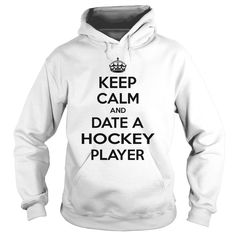 Keep Calm and Date a  hockey Player  0816 Check more at http://hockeyteeshirt.com/2016/12/28/keep-calm-and-date-a-hockey-player-0816/