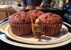 Golden Ninja Approved Muffins!