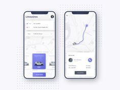 Car Booking App - App Templates - Ideas of App Templates - Car Booking App designed by TechCare. Connect with them on Dribbble; the global community for designers and creative professionals. App Ui Design, Mobile App Design, Web Design, Interface Design, App Map, Driver App, Taxi App, Mobile Application Design, Software Apps