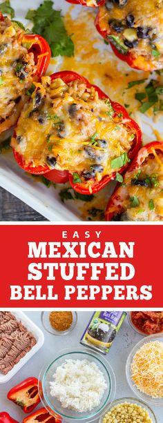 Pork Recipes For Dinner, Italian Dinner Recipes, Delicious Dinner Recipes, Mexican Food Recipes, Great Recipes, Yummy Food, Yummy Recipes, Recipe Ideas, Vegan Recipes